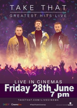 Take That's spectacular 2019 Greatest Hits tour