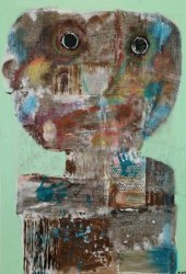 Mike Nuth – Paintings and Collage